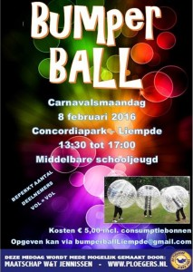 poster bumperball 2016