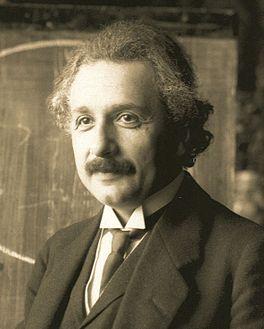 264px-Einstein1921 by F Schmutzer 2