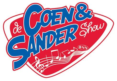 De Coen en Sander Show logo