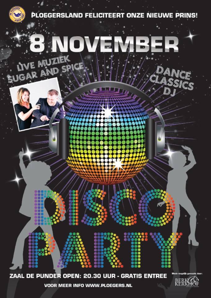 Disco Party Liempde