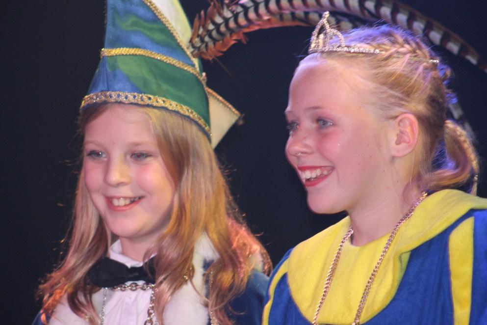 Prinses Maxi en Adjudant Meike