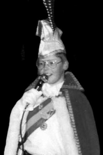 1980-1981 Z.D.H. Prins Tinuske 1 Paul Saris