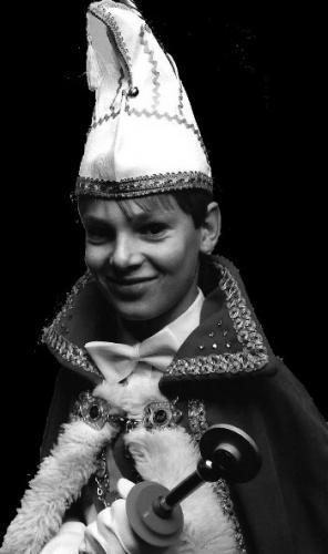 1984-1985 Z.D.H. Prins Sjefke 1 Patrick van der Heijden