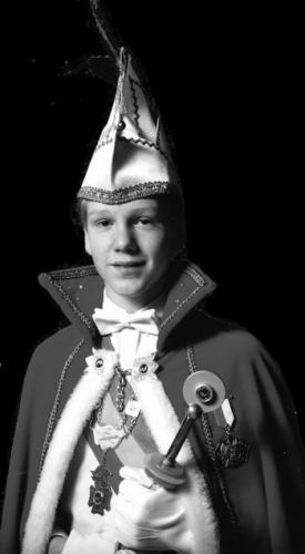 1987-1988 Z.D.H. Prins Sander 2 Sander van der Velden