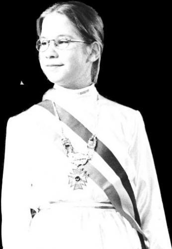 1996-1997 H.D.H. Prinses Yvon Yvon van de Bosch