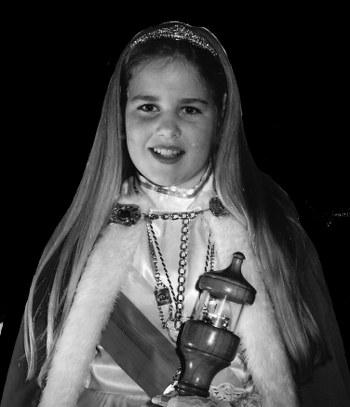 2000-2001 H.D.H. Prinses Pupske Marissa van de Veerdonk