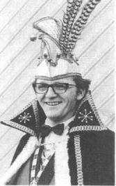 1969-1970 Martien Grilis Z.D.H. Prins Eugene d'n Urste Zo gaat ie goed met carnaval