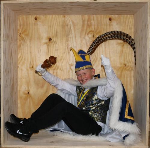 2017-2018 Z.D.H. Prins Okkie Okke Spaas