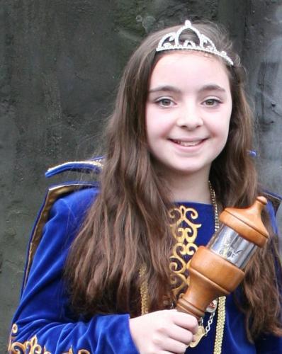 2015-2016 H.D.H. Prinses Noukie Anouk van de Brand