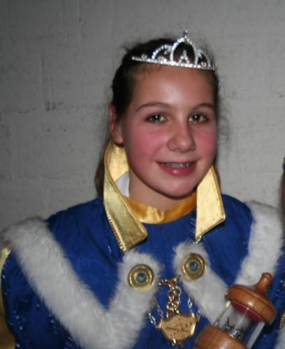 2010-2011 H.D.H. Prinses Krulleke Noor Pijnenburg
