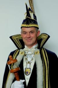 2009-2010 Giel van Nunen Z.D.H. Prins Giel d'n Urste We geve d'r 'ne skonne dreij aon