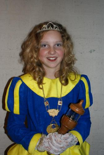 2011-2012 H.D.H. Prinses Martje Maartje Brands