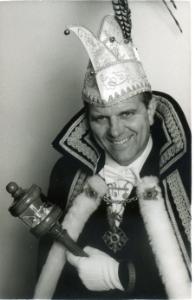2000-2001 Rene van de Veerdonk Z.D.H. Prins Marte d'n Urste 't löpt op röllekes