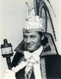 1979-1980 Nico van Haaren Z.D.H. Prins Kloas d'n Urste We maken er gin punt van