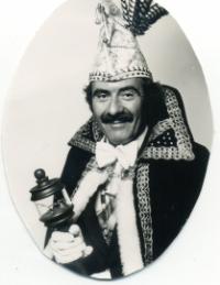 1980-1981 Jan van der Vleuten Z.D.H. Prins Knillis d'n Urste In Liemt kunde oew ei kwet