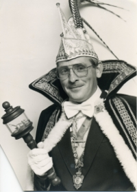 1984-1985 Jan Verhoeven Z.D.H. Prins Nillis d'n Derde Liemt rolluk wê