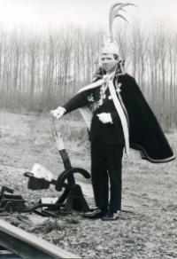 1977-1978 Gerard de Leest Z.D.H. Prins Kiske d'n Urste Liemt leeft van alle kaante