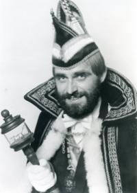 1988-1989 Jan van der Heijden Z.D.H. Prins Ignaas d'n Urste Agget nie het dan kreddet