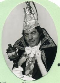 1981-1982 Wim van Doorn Z.D.H. Prins Willem d'n Twidde Oew hart li in Liemt